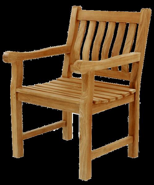 Teak Sessel Pica ergo 60 x 62 cm Höhe 88 cm der Bestseller