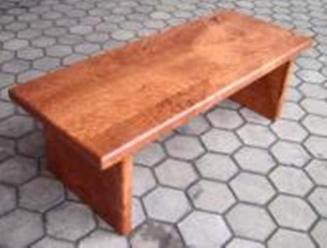 bergholz holzimport gmbh couchtisch redwood unikat 150x60 cm h he 50 cm. Black Bedroom Furniture Sets. Home Design Ideas