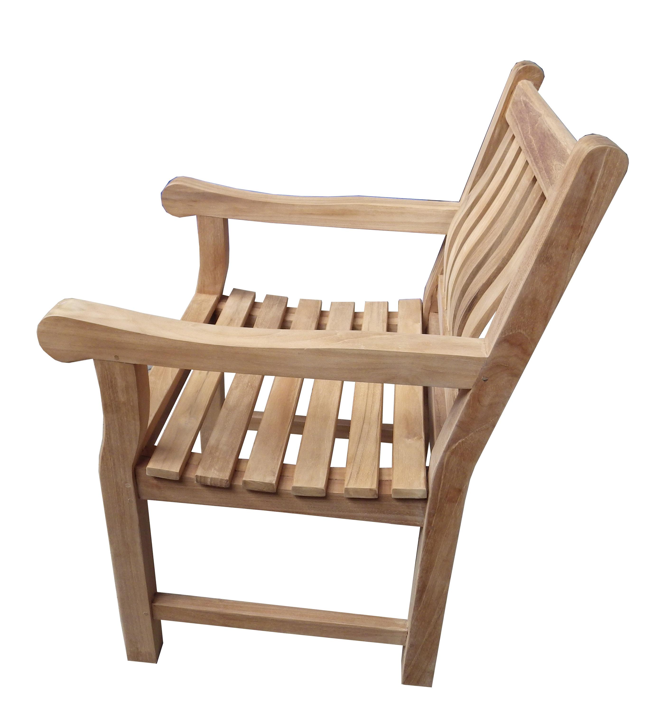 bergholz holzimport gmbh teak sessel pica ergo 60 x 62 cm h he 88 cm der bestseller. Black Bedroom Furniture Sets. Home Design Ideas